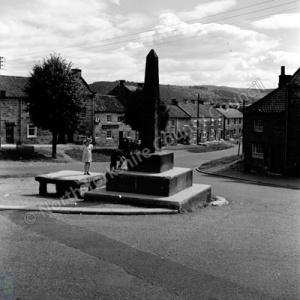 Market Cross and Barter Table, Osmotherley